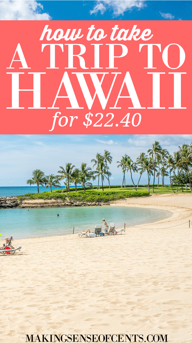 How To Take A 10 Day Trip To Hawaii For 22 40 Hawaii Travel
