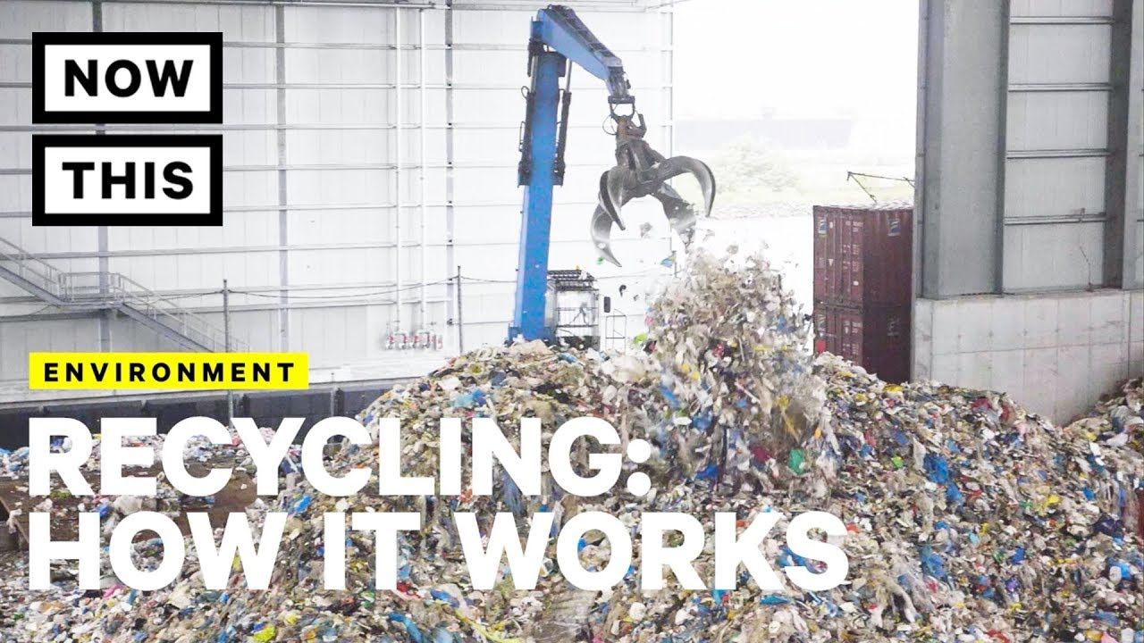 What Happens To Recycling After It S Collected Nowthis