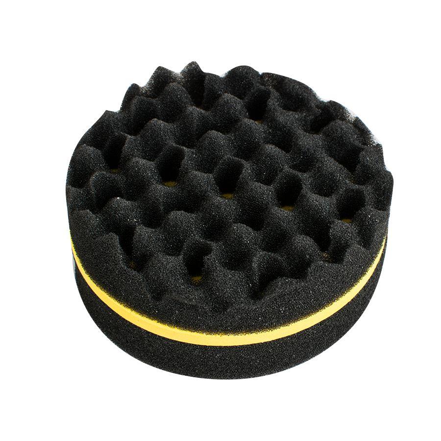Double Barber Hair Brush Sponge For Dreads Locking Twist