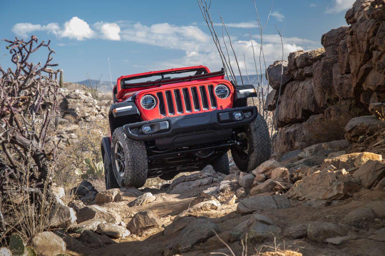 Jeep Wrangler Dimensions