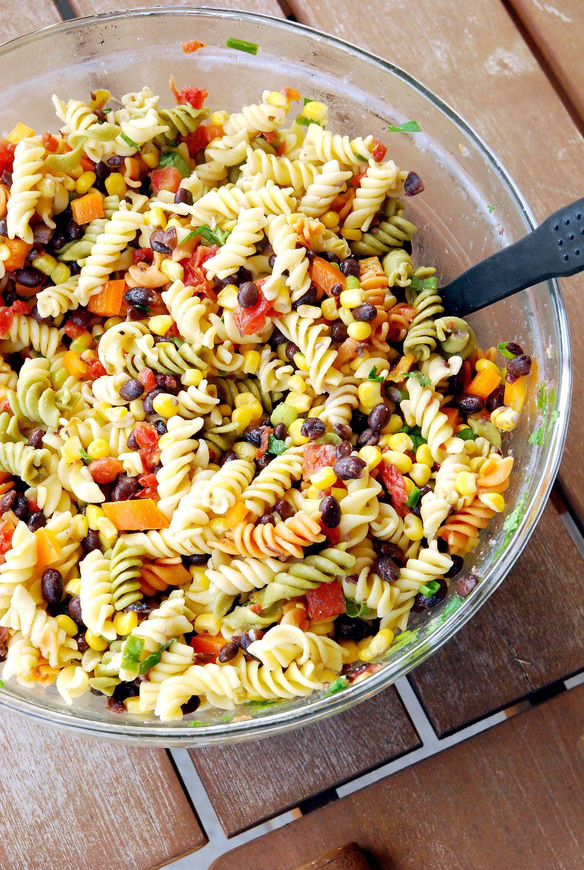 Macaroni Salad Recipe Mexican