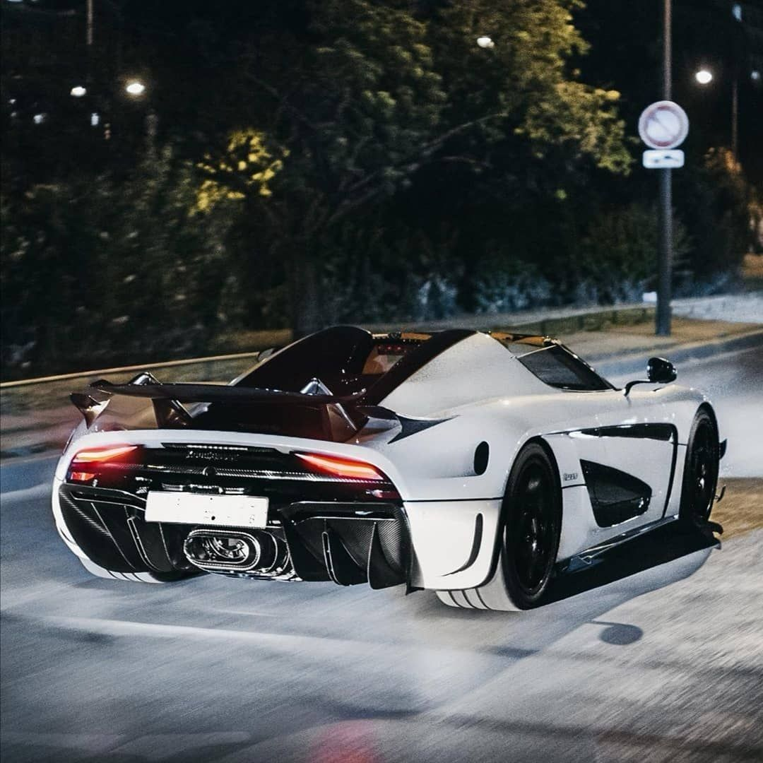 Koenigsegg Race Car: Koenigsegg #audivehicles In 2020