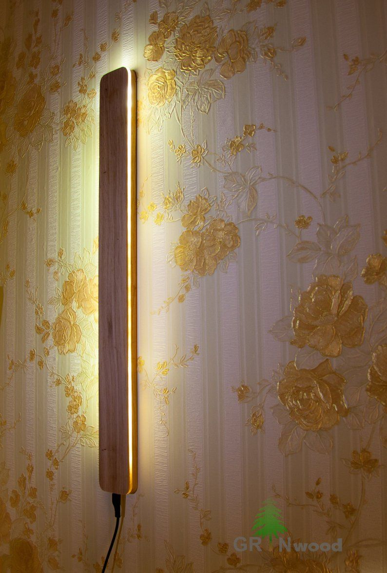 Night Light Wall Decor Led Lighting Usb Powered Led Lamp