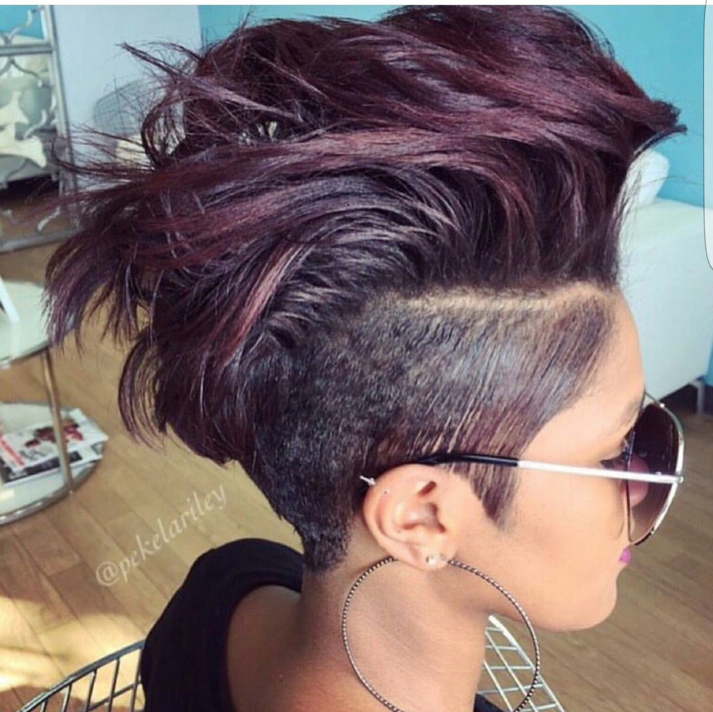 The cutlife pelo corto pinterest hair style hair cuts and