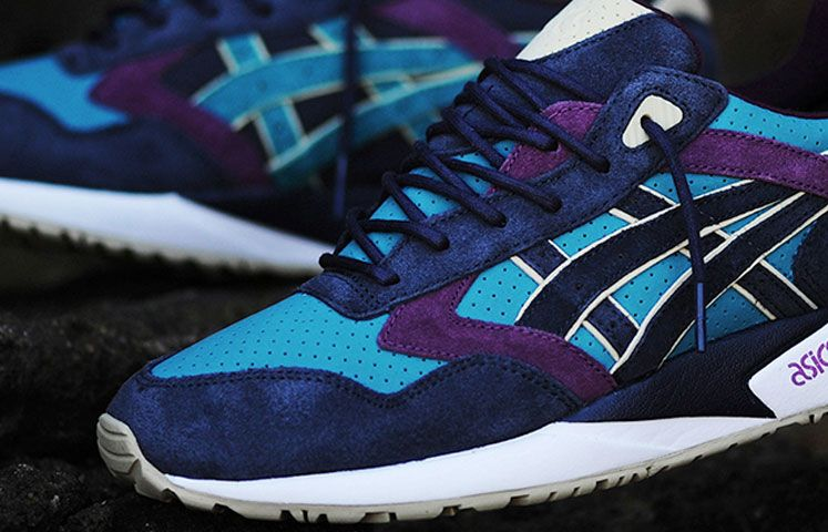 Release Reminder Dropping Midnight Bst Tonight Asics X Bait