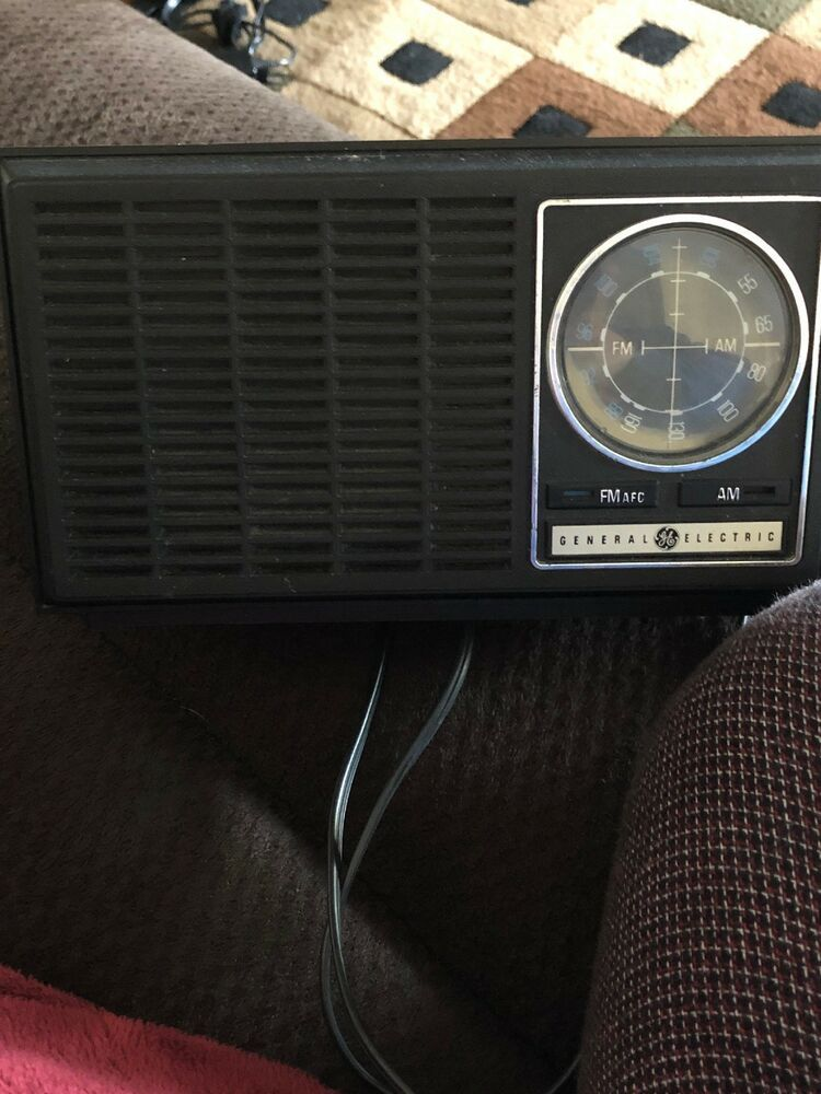 General Electric Vintage Radio | eBay This is an affiliate