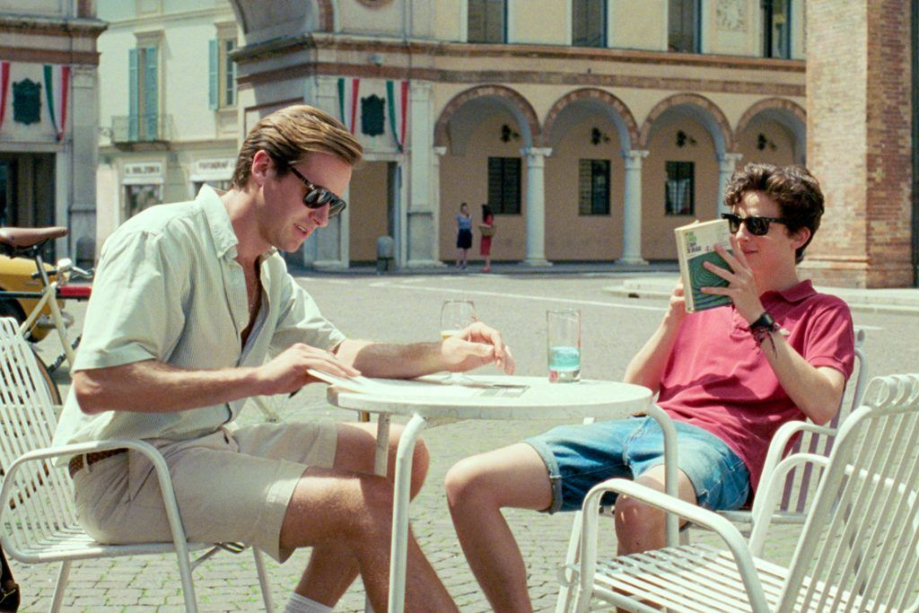 Call Me By Your Name Call Me Timothee Chalamet Film