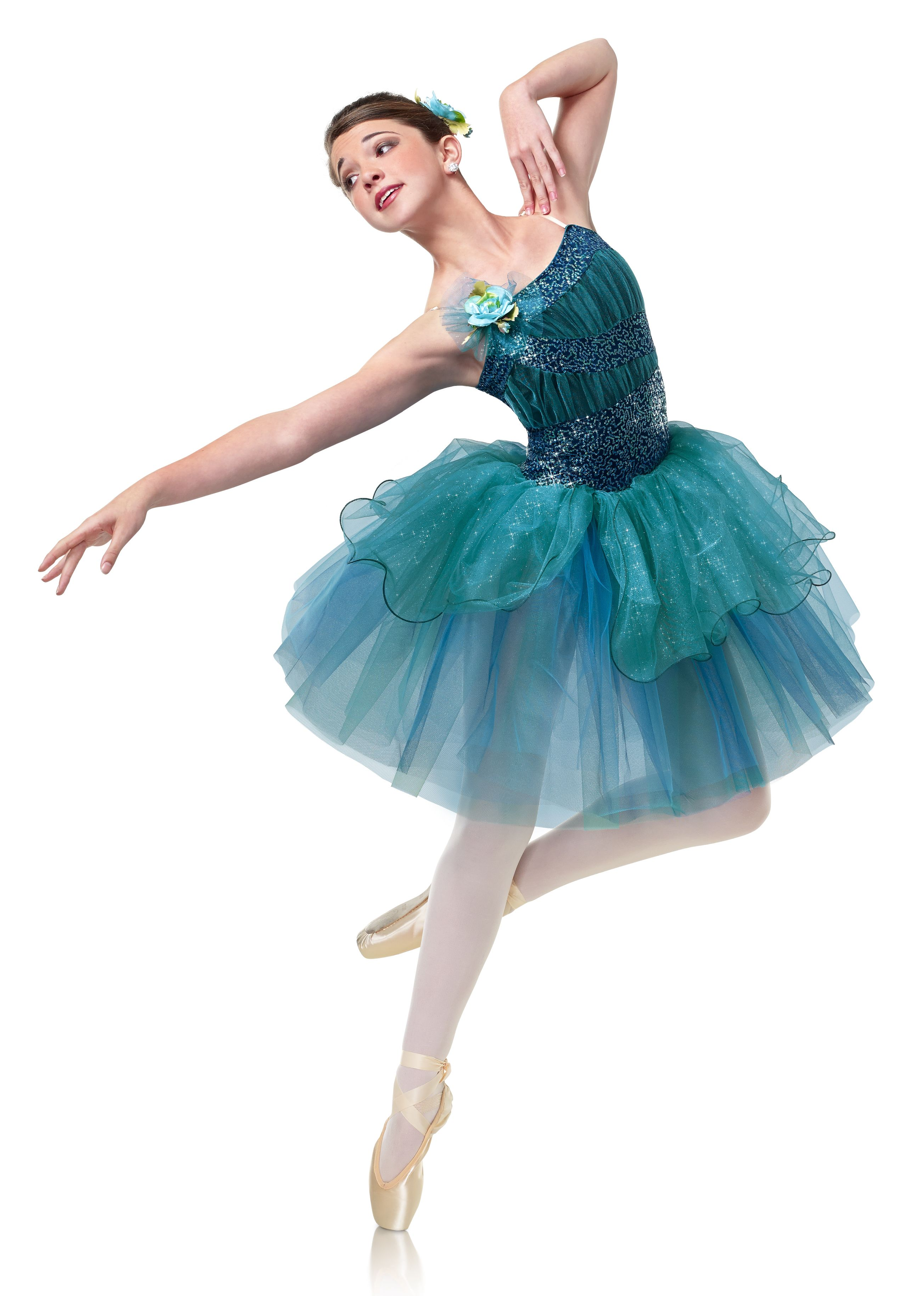 Romantic Tutus Like This One By Curtain Call With A Layered Skirt