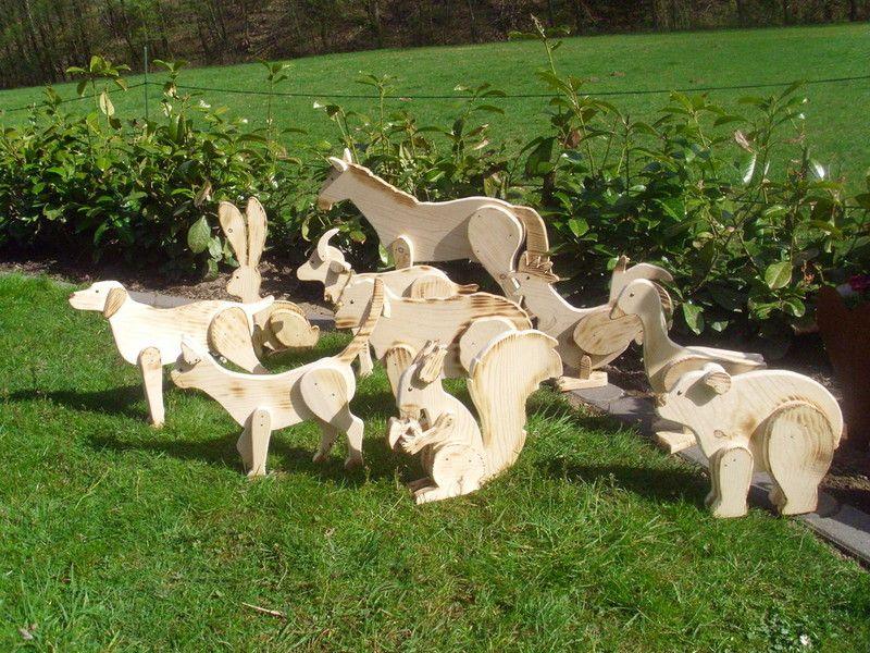Holzwurm - Kreatives für Haus und Garten - Sortiment ANIMALS - haus und garten