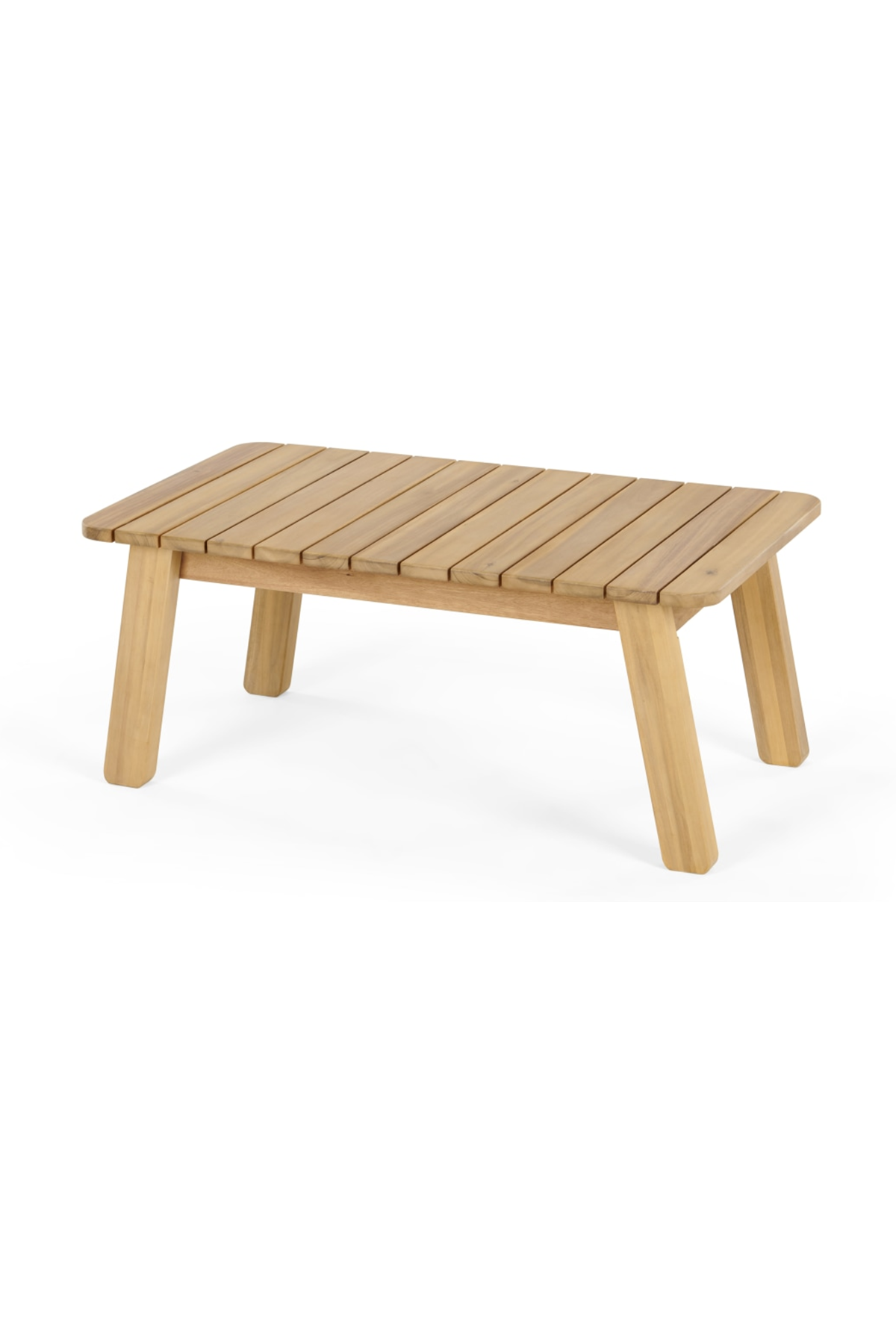 Jala Garden Coffee Table Acacia Wood Garden Coffee Table