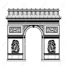 Dessin Facile De L Arc De Triomphe Recherche Google Dessins