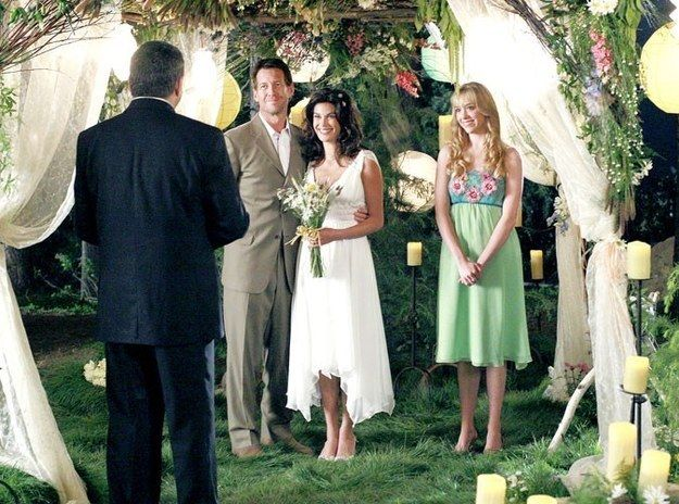 Susan Delfino (Desperate Housewives) | Community Post: 28 TV Show Wedding Dresses You'll Always Envy