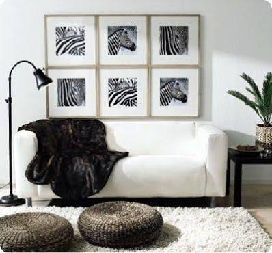 Image Result For Design Ideas With Klippan Sofa Living Room