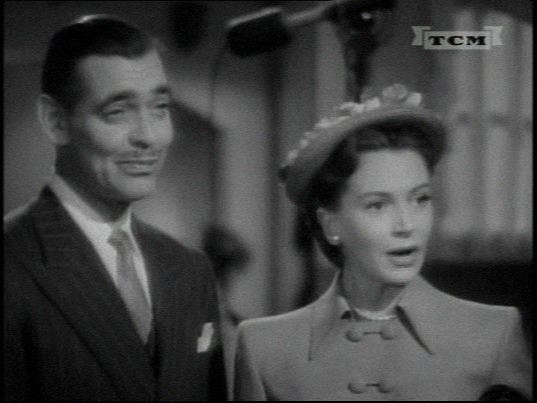 The Hucksters (1947) Clark Gable, Deborah Kerr