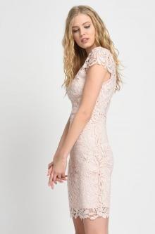 cf51292e9b Csipkés ceruzaruha | orsay | Dresses, Fashion és High Neck Dress
