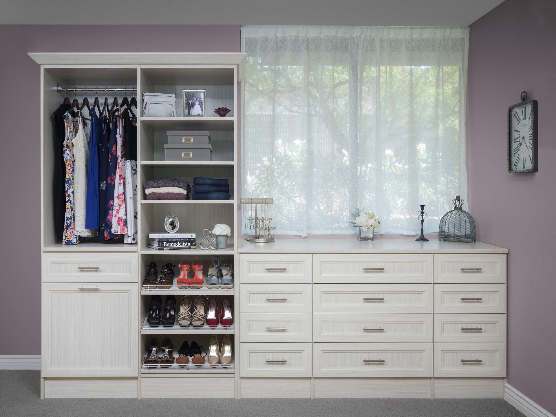 Custom Closets In 2020 With Images Clever Closet Custom Closets Closet Design