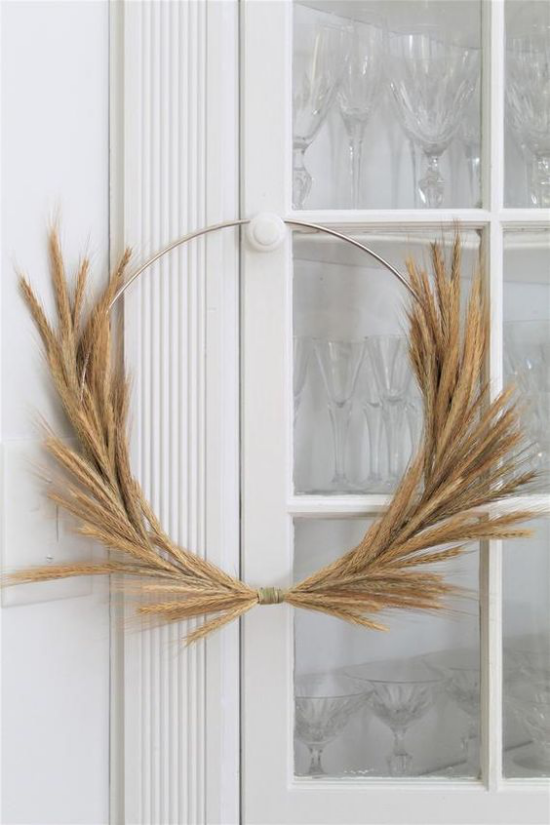 Photo of Ländliche Herbstdeko mit Weizen – wie gelingt Ihnen das? – Fresh Ideen für das Interieur, Dekoration und Landschaft