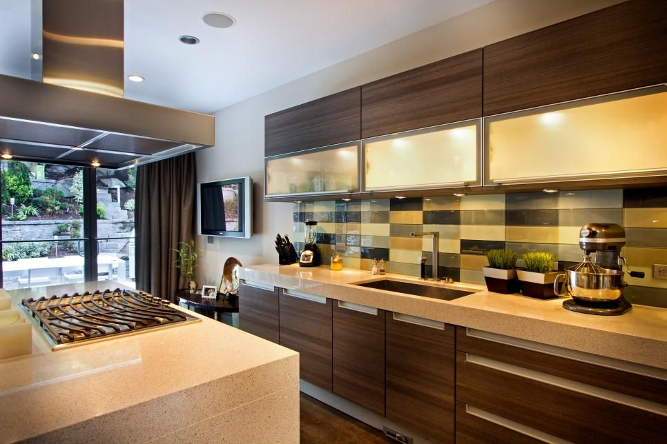 rooms viewer  hgtv with images  contemporary kitchen