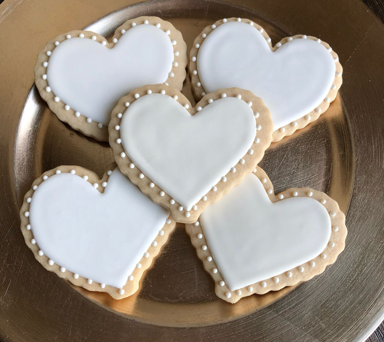 Pearls /& Lace Themed Custom Sugar Cookies FREE SHIPPING!