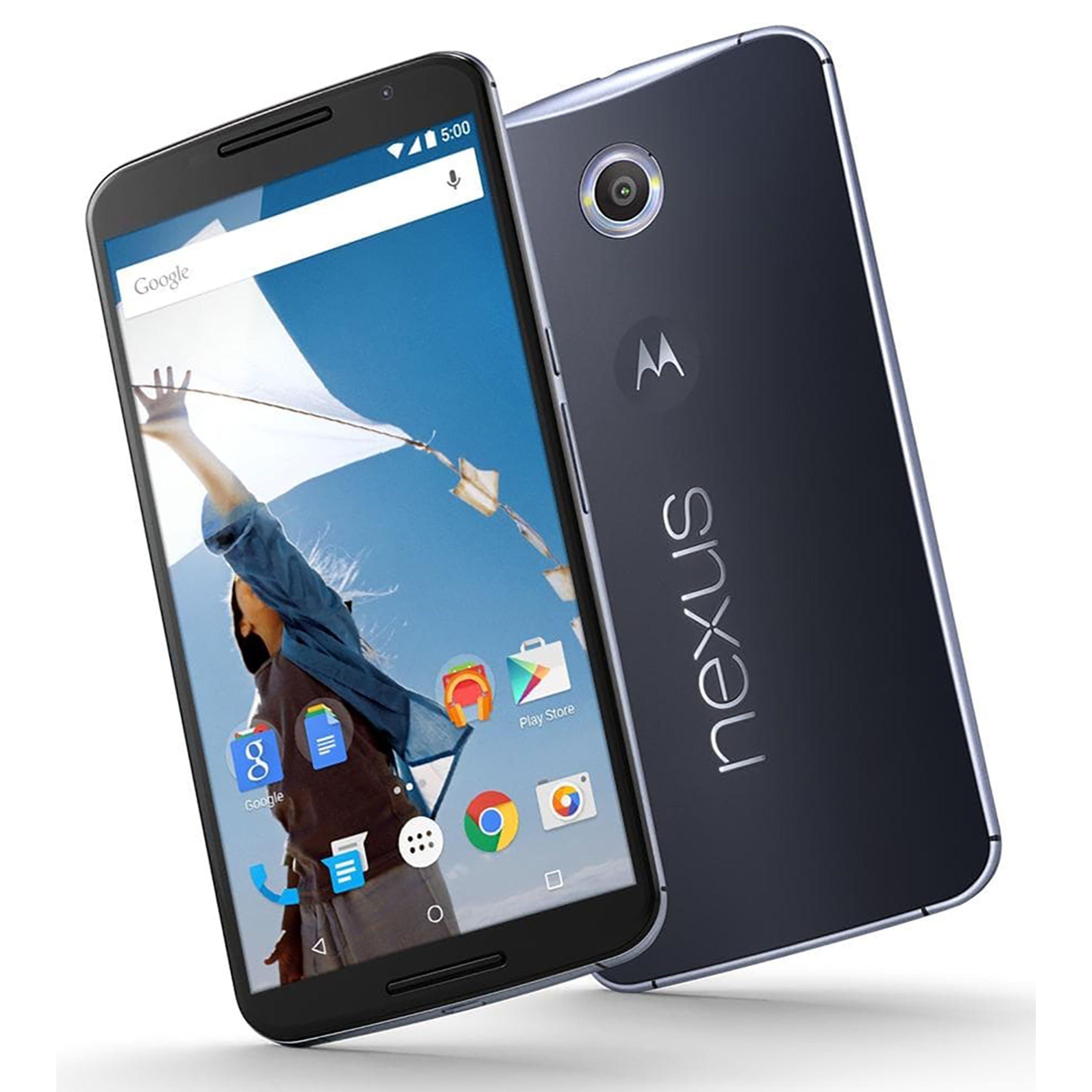 Motorola Nexus 6 XT1103 32GB Unlocked GSM Quad-Core Android