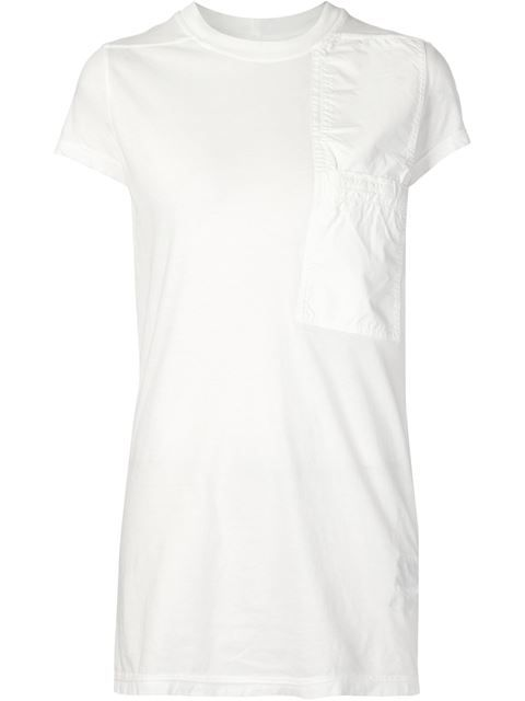 Shop Rick Owens DRKSHDW chest pocket T-shirt in Anastasia Boutique from the world's best independent boutiques at farfetch.com. Shop 300 boutiques at one address.