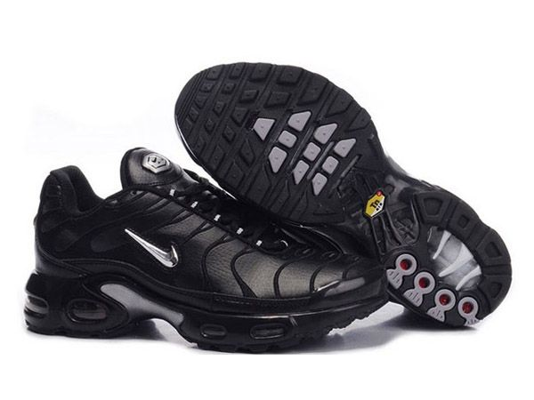 cheap for discount d7df0 59e44 Chaussures de Nike Air Max Tn Requin Enfant Noir Tn Requin Enfant