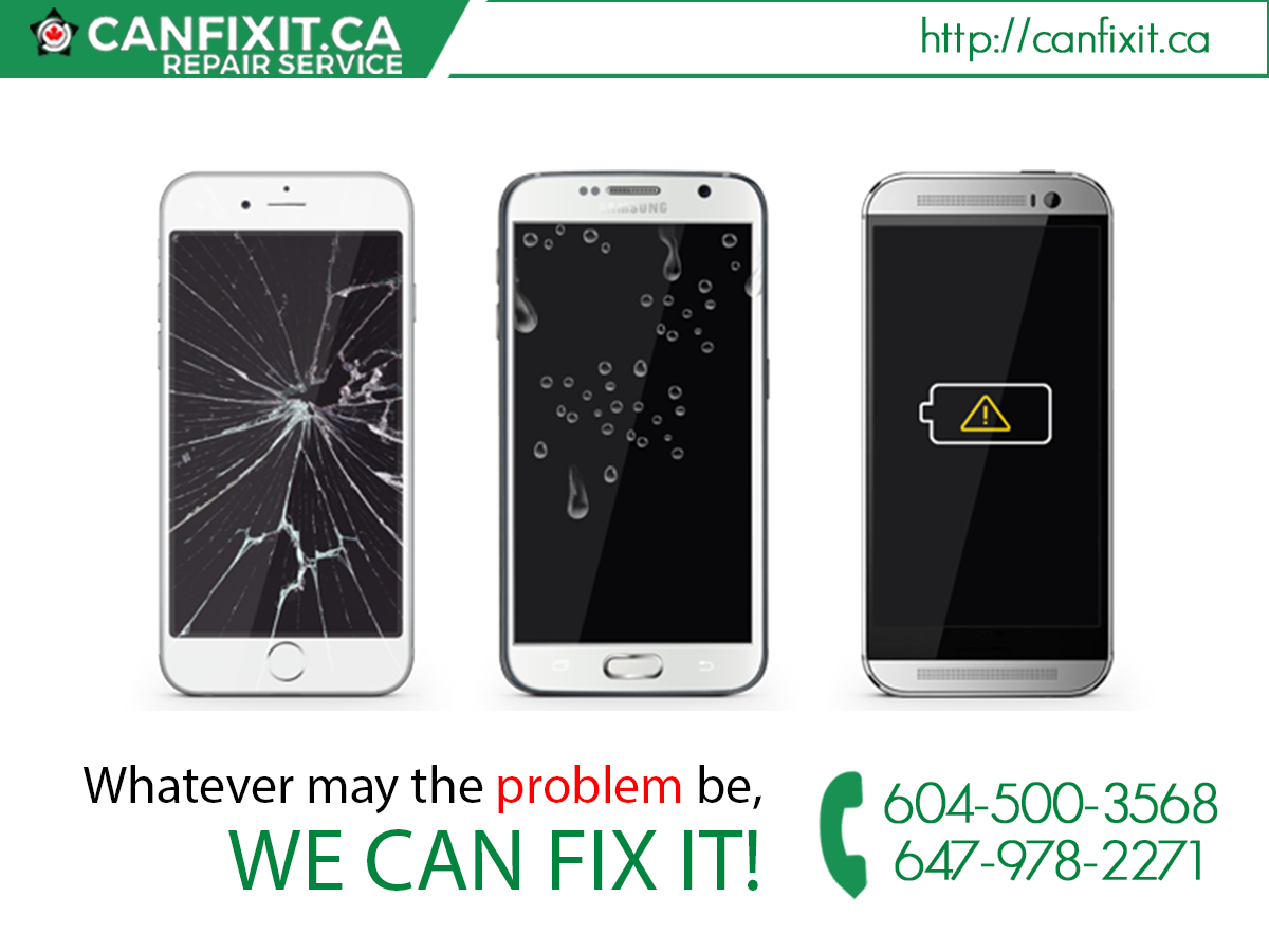 Whatever may the problem be, we CANFIXIT! Dial +1 604
