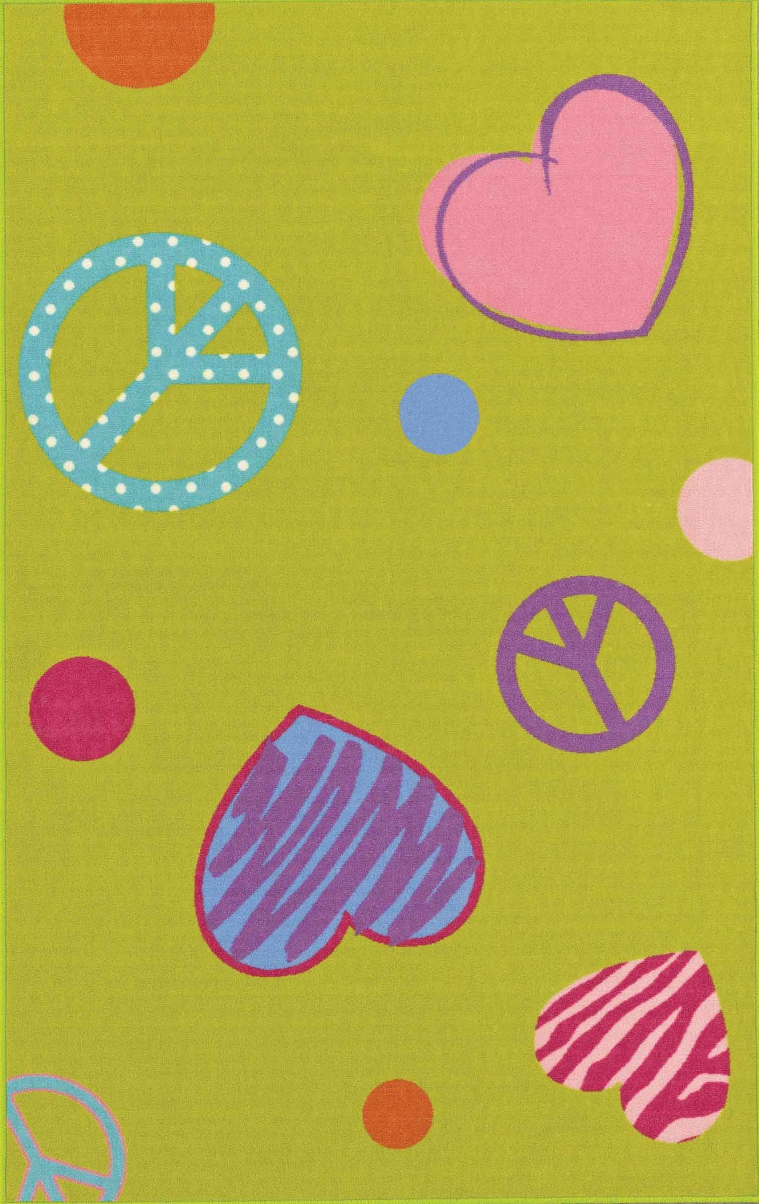 Dalyn 4Ever Young Lime Carpet Rug, Price: $49.99