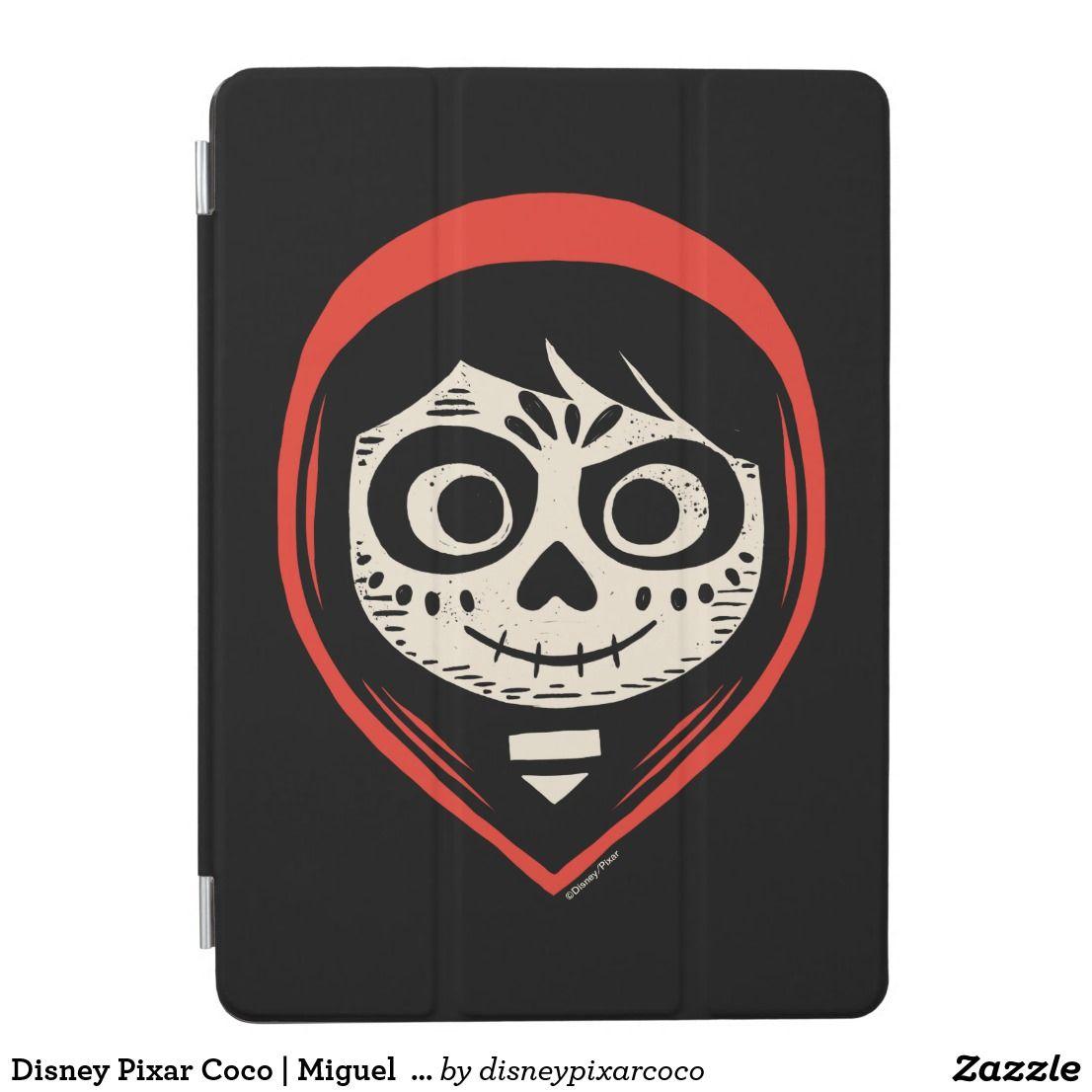 Disney Pixar Coco Miguel Dia De Los Muertos Ipad Air Cover
