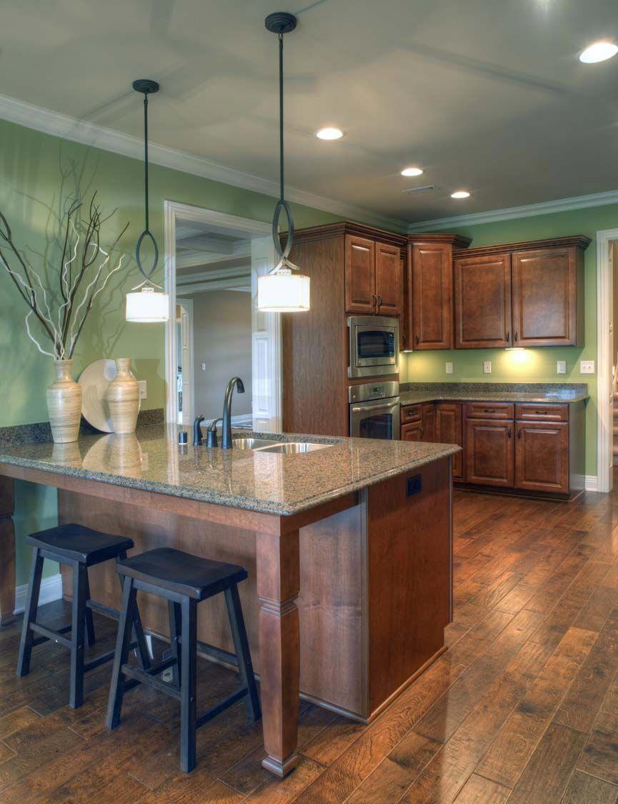 Andrew Johnson A Floor Plan Kitchen Lake Forest Owensboro