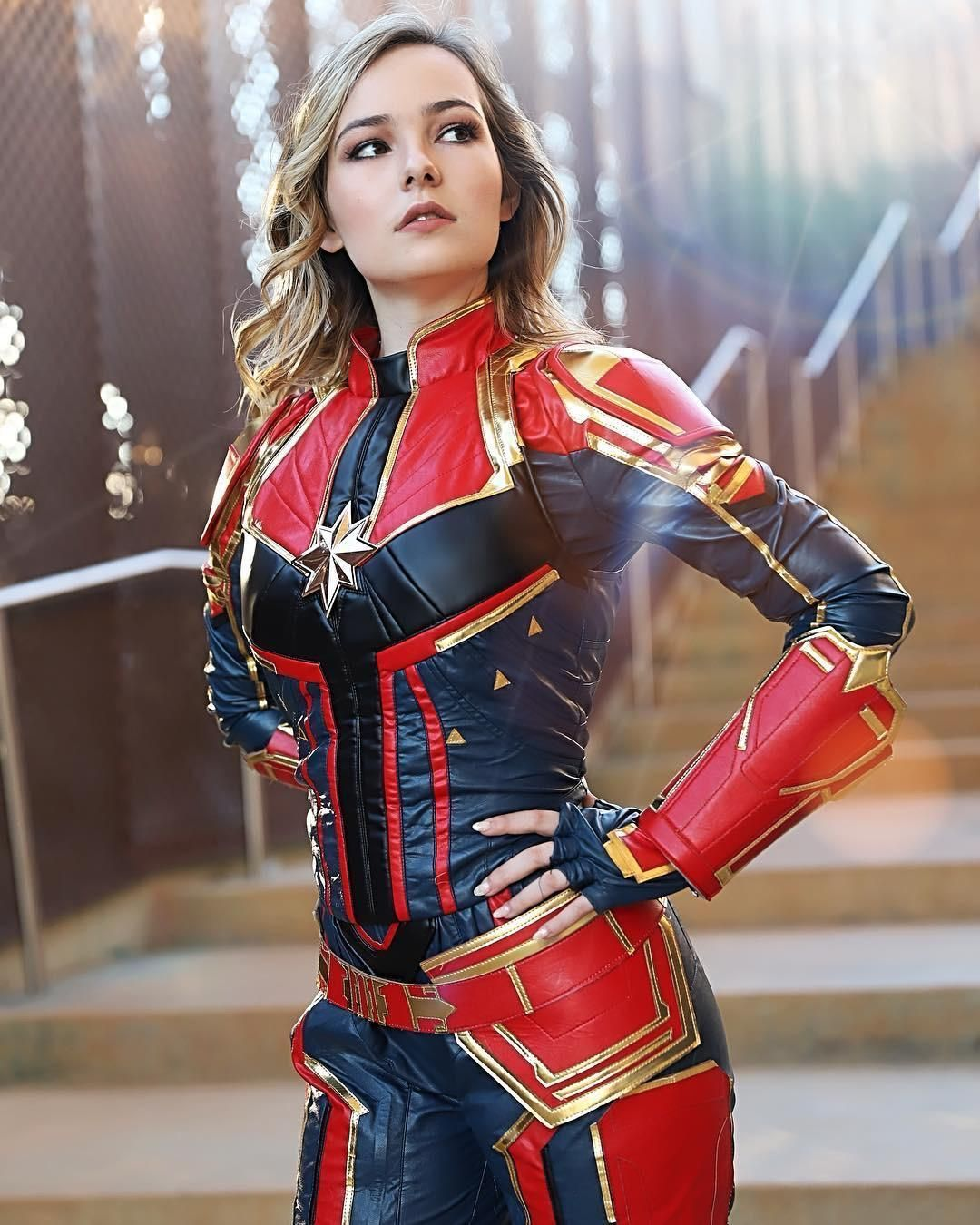 Pin On Celebrities The costume guide to all of captain marvel / carol danvers outfits, portrayed by brie larson, in captain marvel. pin on celebrities