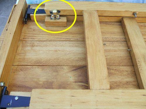 Como hacer mesa plegable taringa mesa pinterest - Como hacer patas de madera para mesas ...