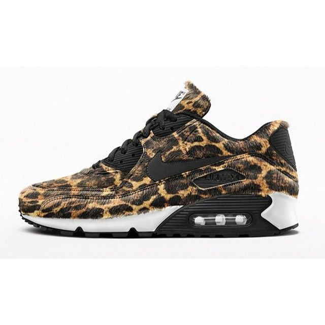 "Nike iD Premium Air Max 90 ""Animal Prints""Available April 6 on the ... d203036b2"