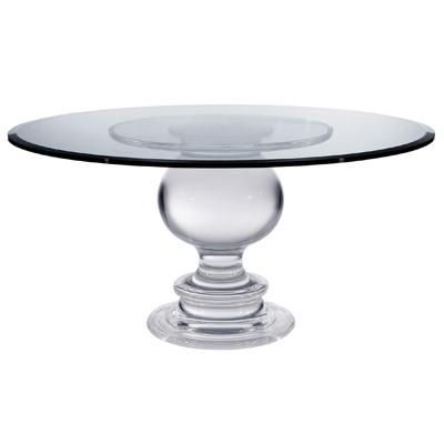 Wow Now This Is Some Table Contemporary Dining Table From