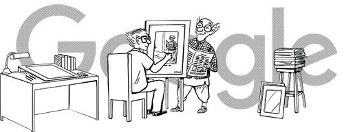 Google 기념일 로고