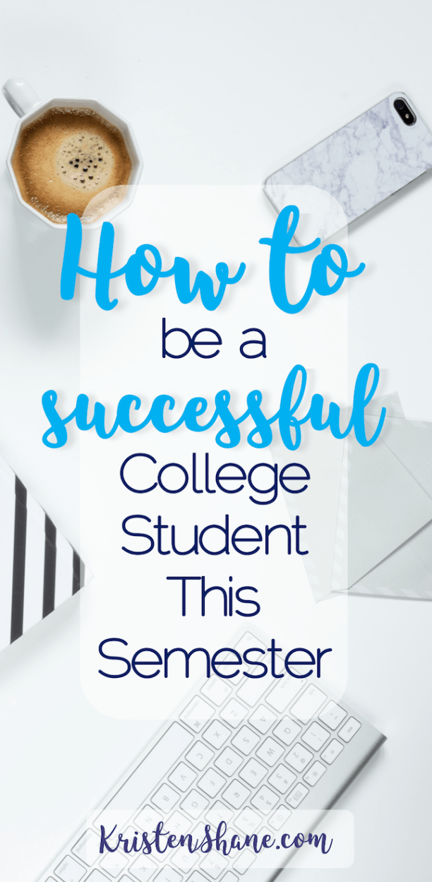 being a successful college student