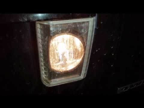 2003-2008 Honda Pilot SUV - Testing Reverse Lights After Changing Burnt Out Light Bulbs - YouTube