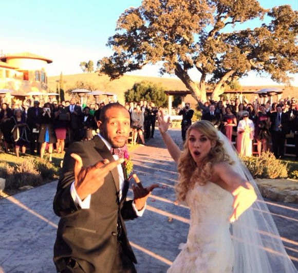 Congrats To The Dancing Newlyweds Allison Holker And Twitch S Wedding Was The Most So You Think Yo So You Think You Can Dance Sytycd Dancing With The Stars