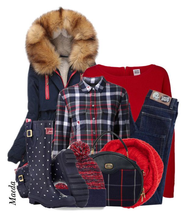 """Plaid shirt"" by mada-malureanu ❤ liked on Polyvore"