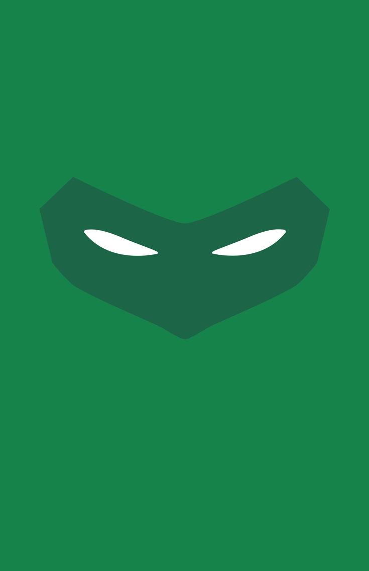 Green Lantern Mask Minimalist Heroes Green Lantern Mask Green Lantern Green Lantern Hal Jordan