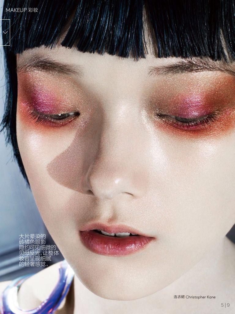 Yumi Lambert by Kenneth Willardt for Vogue China June 2014.