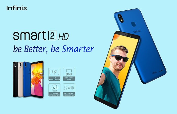 Live Smart with the New SMART 2 HD from Infinix | Daily The