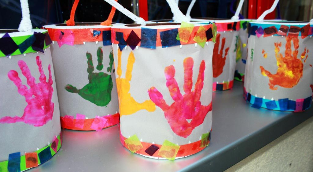 Laternen Diy For Kids Pinte