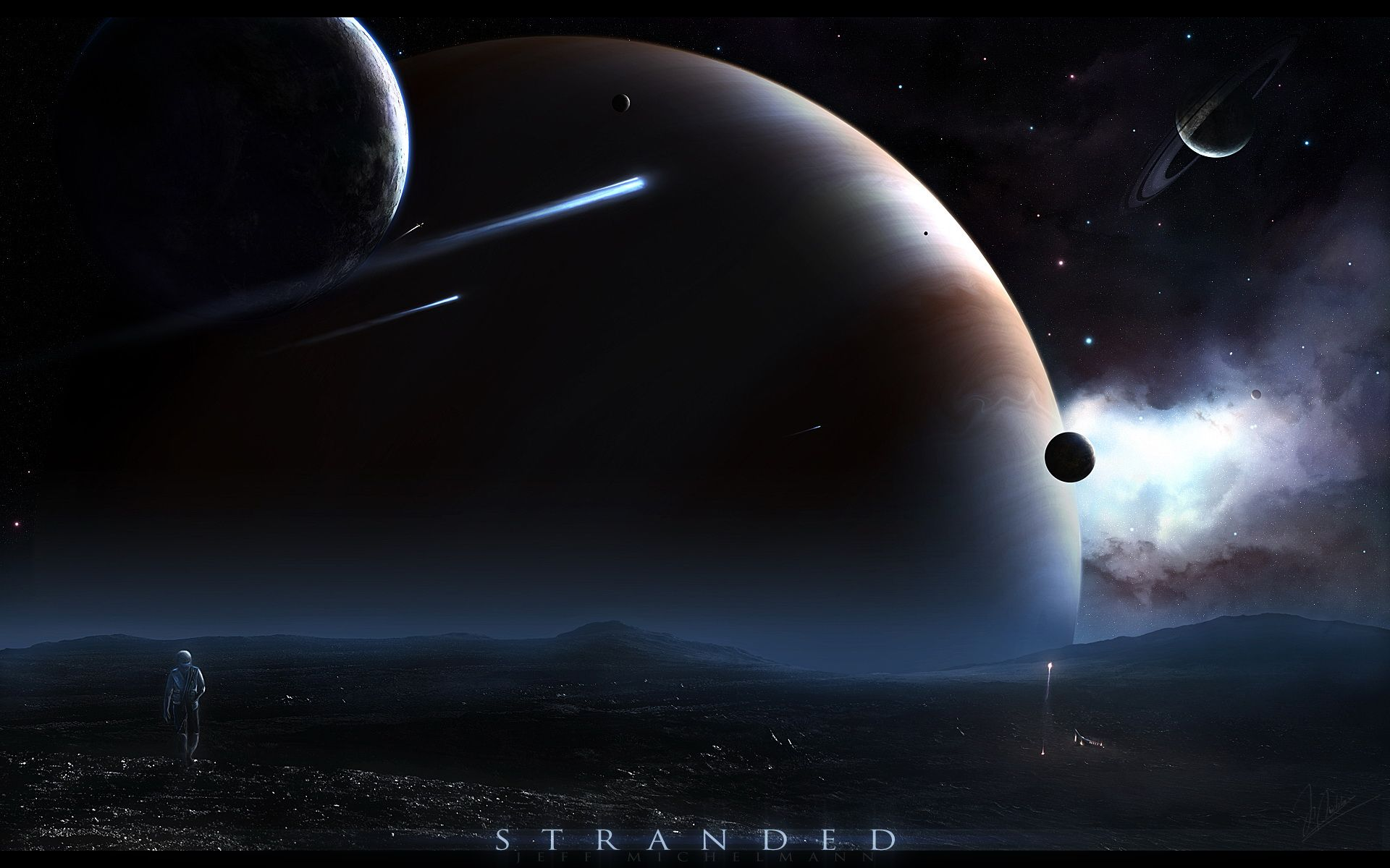 Space Fantasy Wallpaper Space Hd Widescreen Wallpapers