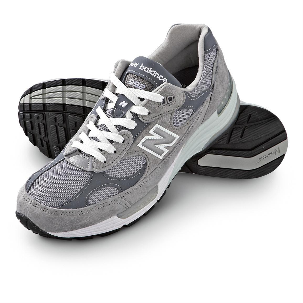 Классические кроссовки New Balance 992 - фото-обзор модели серии M 992 GL 458196543d6ca