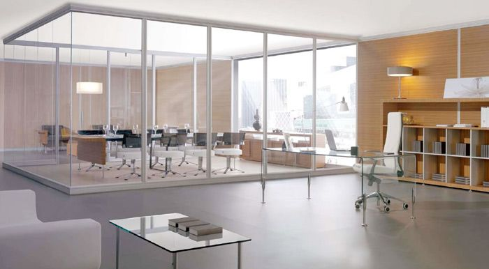 Inoffing - Diseño integral de oficinas - Puestos Gerenciales Deco