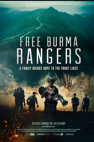 Free Burma Rangers (2019) in 2020 Christian movies