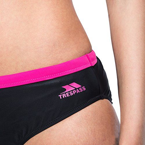 ee02c884f5c Trespass Nuala Women's Bikini Brief Bottoms - Black M,#Women, #Nuala,  #Trespass, #Black