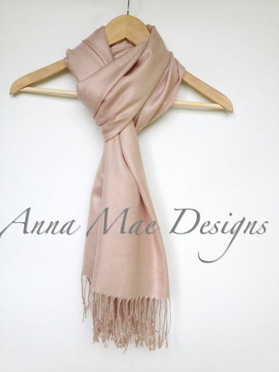 0e5992ab45648 Beautiful Pashmina Scarf Shawl for Bridal by AnnaMaePatterns | The ...