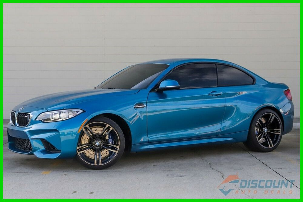 2017 Bmw M2 Clear Title 3pc Meisterschaft Stainless Sgt